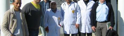 Kifaia-team in Gaza, dag 4 vervolg