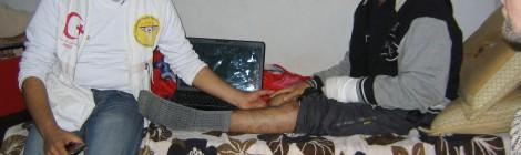 Kifaia-team in Gaza, dag 2 vervolg