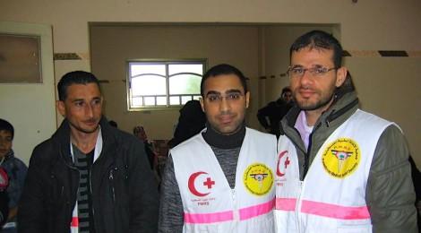 Kifaia-team in Gaza, dag 3 vervolg