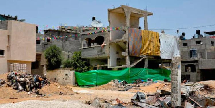 Kifaia in Gaza (verslag 5)