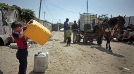 Energiecrisis bemoeilijkt werk PMRS in Gaza
