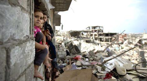 Strafhof, onderzoek de schending van kinderrechten in Gaza