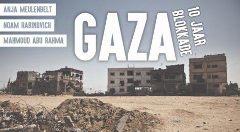 Vredescafé #4: GAZA, 10 jaar blokkade, 22 november