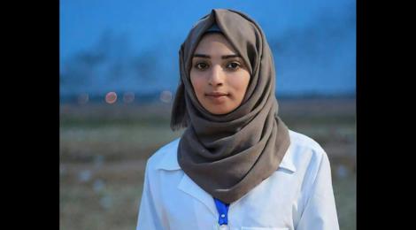 PMRS-hulpverlener (21) doodgeschoten in Gaza