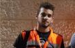 de doodgeschoten hulpverlener Sajed Mizher