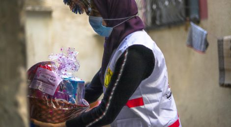 Pandemie bovenop een blokkade: de nood in Gaza is immens hoog