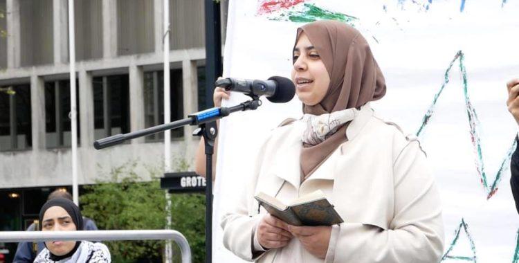 'In Gaza drukten Palestijnen ons één ding op het hart: vergeet ons niet'